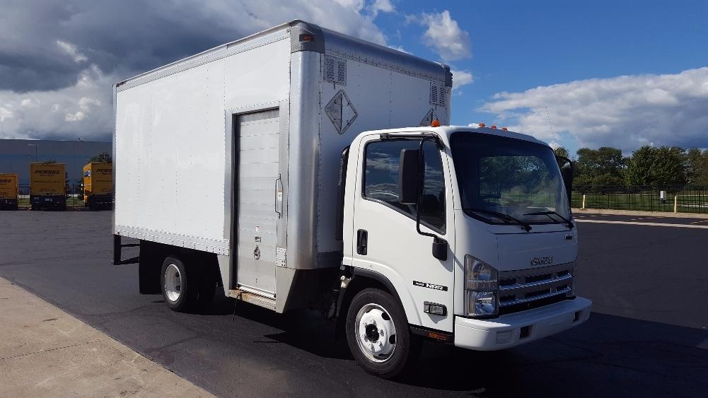 Medium Duty Box Truck-Light and Medium Duty Trucks-Isuzu-2010-NRR-SOUTH BEND-IN-98,000 miles-$26,000