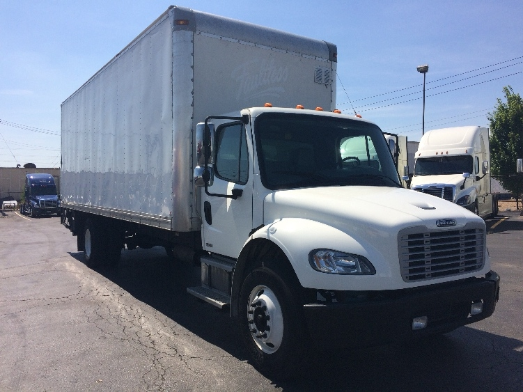Medium Duty Box Truck-Heavy Duty Tractors-Freightliner-2011-M2-SAINT LOUIS-MO-407,213 miles-$20,000