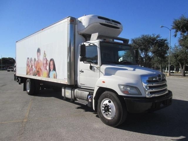 Reefer Truck-Light and Medium Duty Trucks-Hino-2011-268-TAMPA-FL-167,574 miles-$45,000