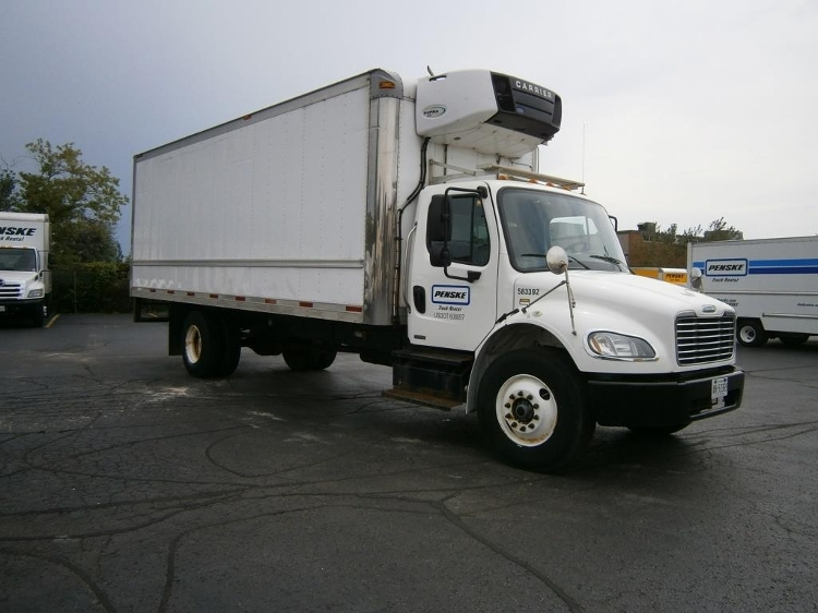 Reefer Truck-Light and Medium Duty Trucks-Freightliner-2011-M2-MISSISSAUGA-ON-468,211 km-$26,250