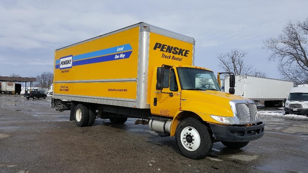 Medium Duty Box Truck-Light and Medium Duty Trucks-International-2011-4300-LEXINGTON-KY-198,967 miles-$19,500