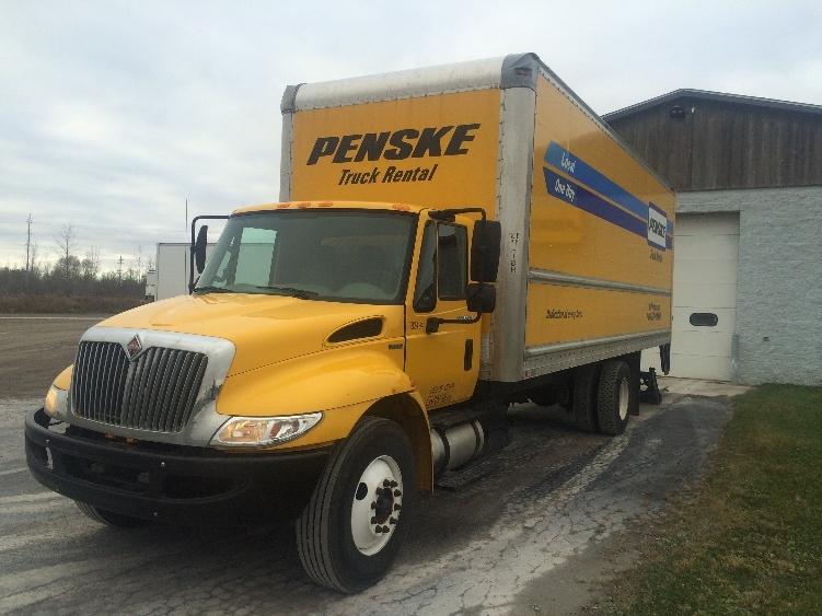 Medium Duty Box Truck-Light and Medium Duty Trucks-International-2011-4300-KENTWOOD-MI-176,360 miles-$22,500