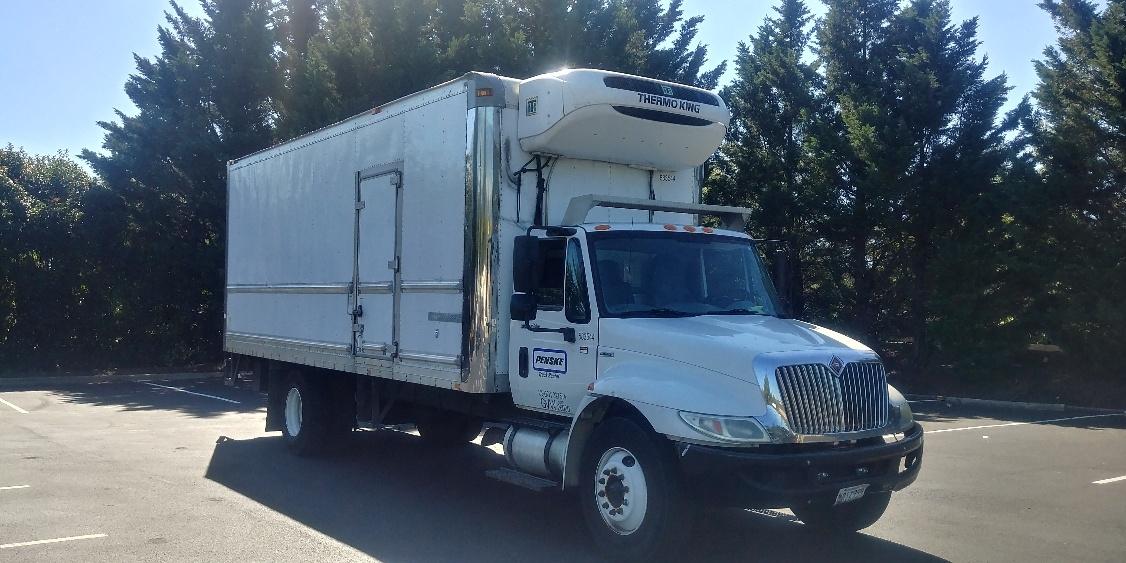 Reefer Truck-Light and Medium Duty Trucks-International-2011-4300-CAPITOL HEIGHTS-MD-228,408 miles-$20,750