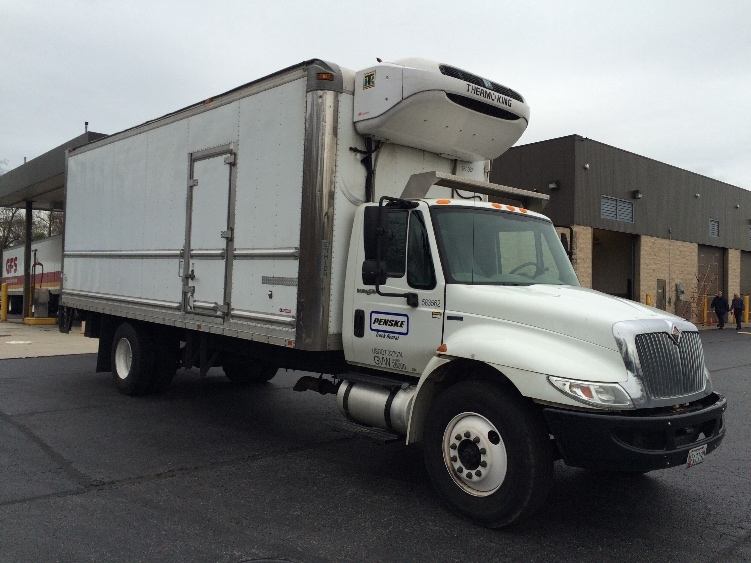 Reefer Truck-Light and Medium Duty Trucks-International-2011-4300-BALTIMORE-MD-185,662 miles-$29,750