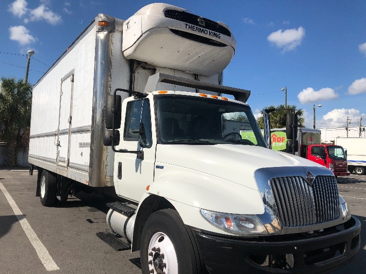 Reefer Truck-Light and Medium Duty Trucks-International-2011-4300-TAMPA-FL-180,661 miles-$24,250