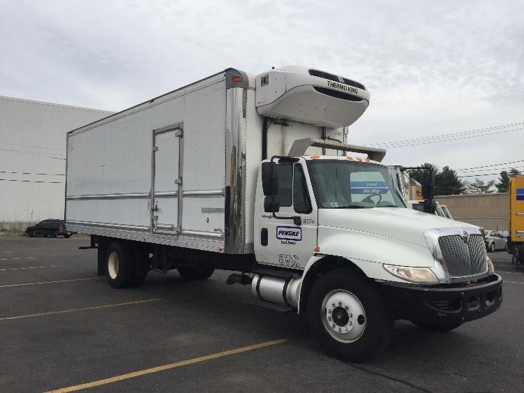 Reefer Truck-Light and Medium Duty Trucks-International-2011-4300-NORTON-MA-142,573 miles-$35,750