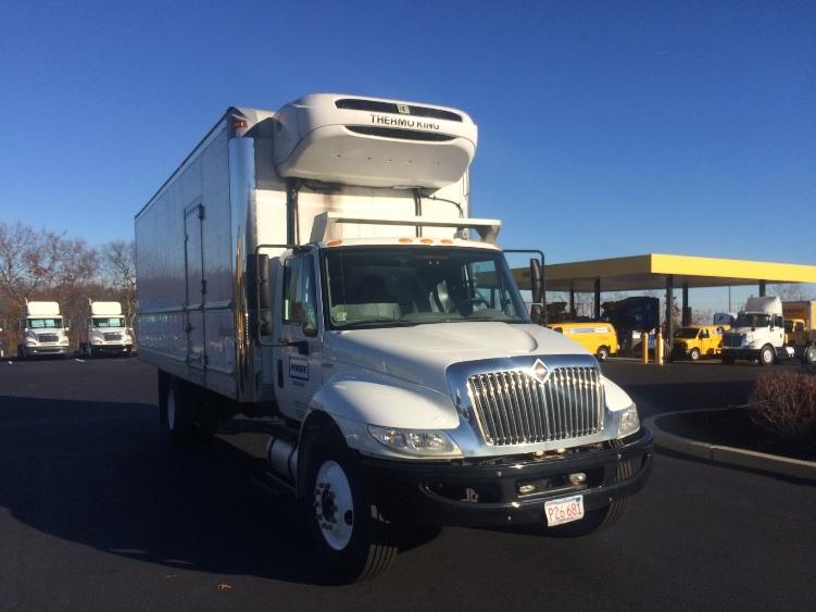 Reefer Truck-Light and Medium Duty Trucks-International-2011-4300-NORTON-MA-146,093 miles-$35,500