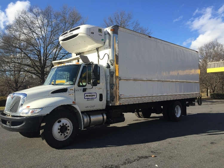 Reefer Truck-Light and Medium Duty Trucks-International-2011-4300-LANCASTER-PA-135,425 miles-$31,250
