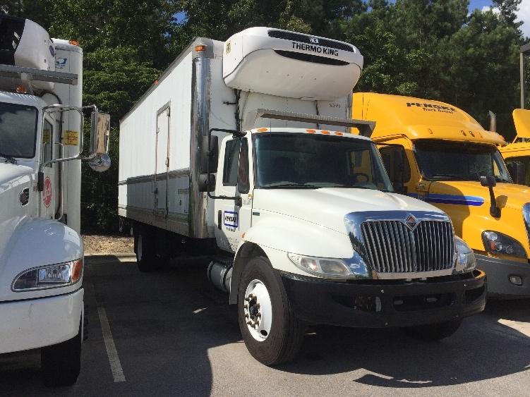 Reefer Truck-Light and Medium Duty Trucks-International-2011-4300-MEBANE-NC-216,172 miles-$29,000