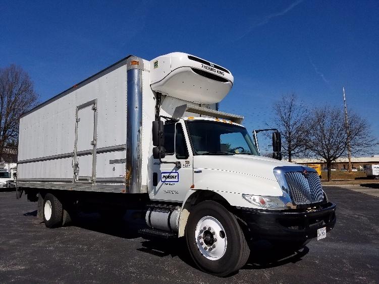 Reefer Truck-Light and Medium Duty Trucks-International-2011-4300-SALEM-VA-129,852 miles-$35,750