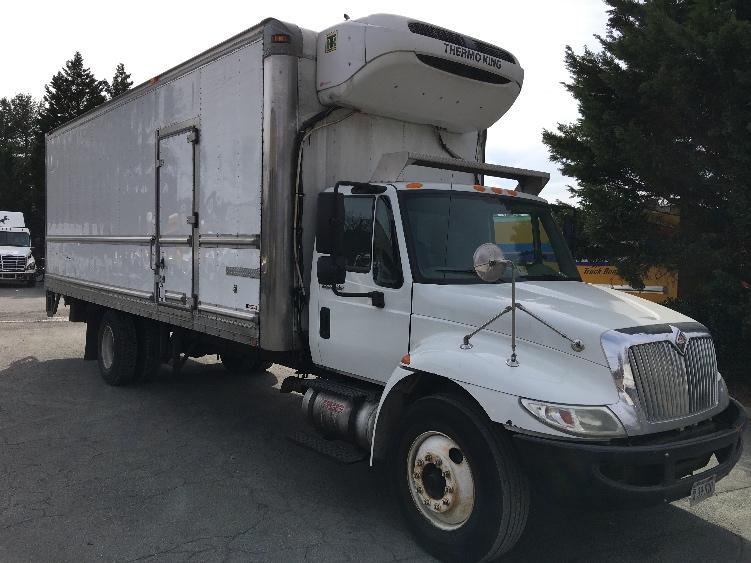 Reefer Truck-Light and Medium Duty Trucks-International-2011-4300-SANDSTON-VA-306,343 miles-$25,500