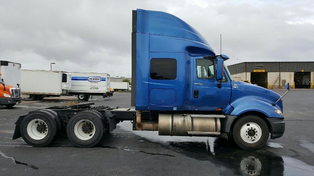 Sleeper Tractor-Heavy Duty Tractors-International-2011-ProStar-AUSTIN-TX-499,123 miles-$29,000