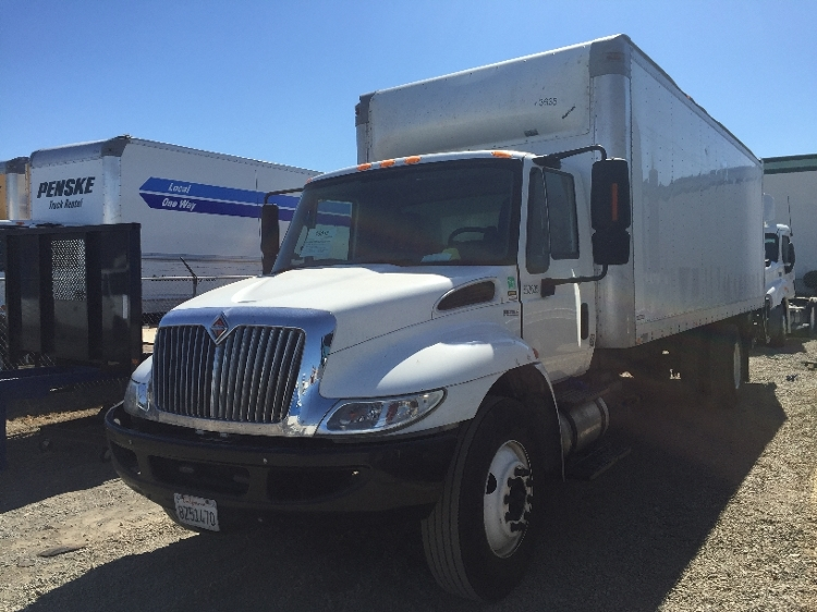 Medium Duty Box Truck-Light and Medium Duty Trucks-International-2011-4300-WEST SACRAMENTO-CA-223,619 miles-$19,000