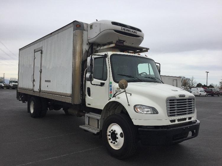 Reefer Truck-Light and Medium Duty Trucks-Freightliner-2011-M2-AURORA-CO-267,328 miles-$27,250
