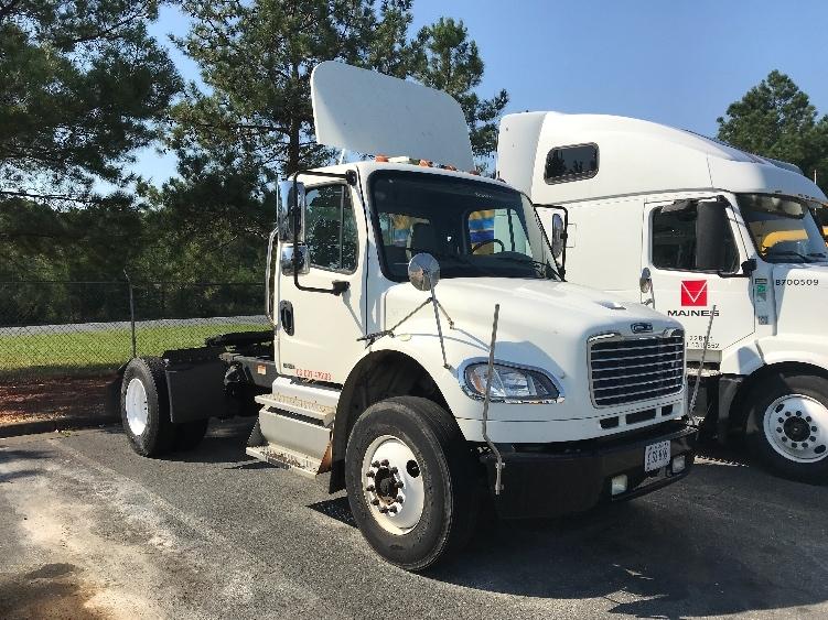 Day Cab Tractor-Heavy Duty Tractors-Freightliner-2011-M2-FREDERICKSBURG-VA-91,553 miles-$33,000