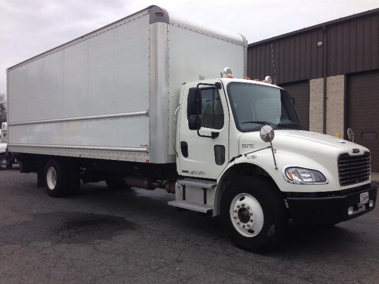 Medium Duty Box Truck-Light and Medium Duty Trucks-Freightliner-2011-M2-CHARLOTTESVILLE-VA-174,271 miles-$33,000