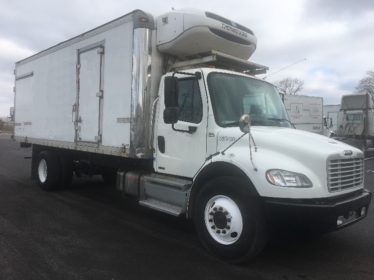 Reefer Truck-Light and Medium Duty Trucks-Freightliner-2011-M2-INDIANAPOLIS-IN-451,265 miles-$19,500