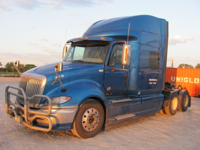Sleeper Tractor-Heavy Duty Tractors-International-2011-ProStar-OMAHA-NE-507,156 miles-$33,250