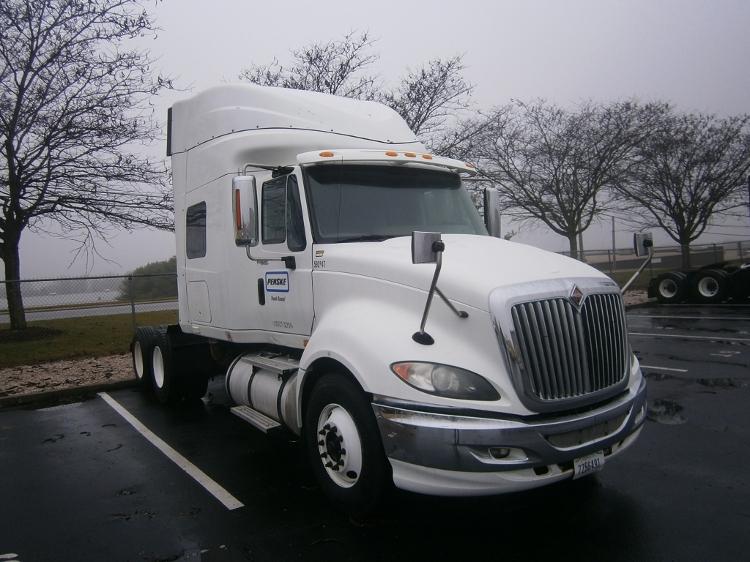 Sleeper Tractor-Heavy Duty Tractors-International-2011-ProStar-GREENSBORO-NC-723,557 miles-$30,750