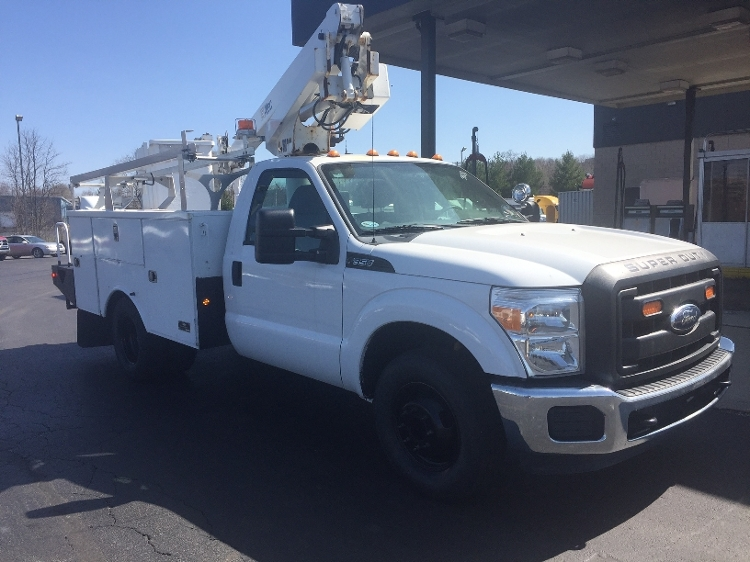 Bucket Truck-Specialized Equipment-Ford-2012-F350-SCRANTON-PA-115,078 miles-$35,750