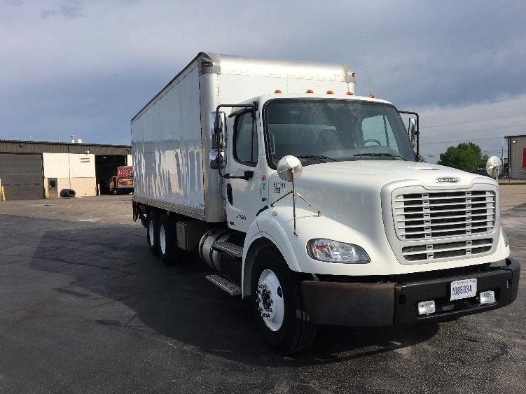 Medium Duty Box Truck-Light and Medium Duty Trucks-Freightliner-2012-M211264S-TULSA-OK-350,947 miles-$40,250
