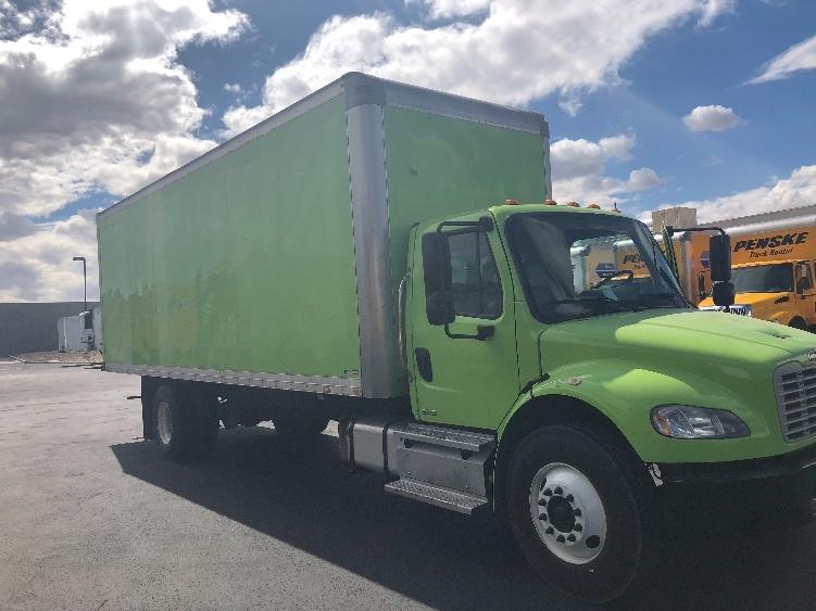 Medium Duty Box Truck-Light and Medium Duty Trucks-Freightliner-2012-M2-LAS VEGAS-NV-127,496 miles-$40,750