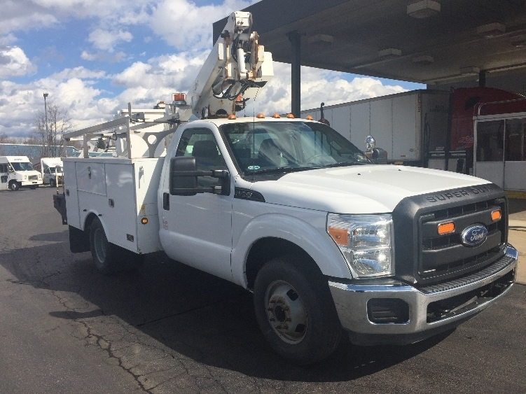Bucket Truck-Specialized Equipment-Ford-2012-F350-JESSUP-PA-76,060 miles-$38,750