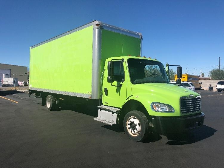 Medium Duty Box Truck-Light and Medium Duty Trucks-Freightliner-2012-M2-LAS VEGAS-NV-91,373 miles-$37,500