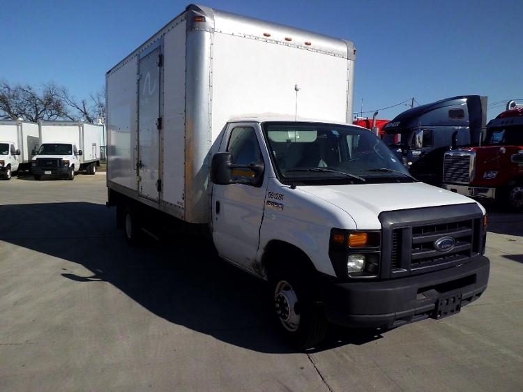 Light Duty Box Truck-Light and Medium Duty Trucks-Ford-2011-E450-ARLINGTON-TX-114,633 miles-$13,500