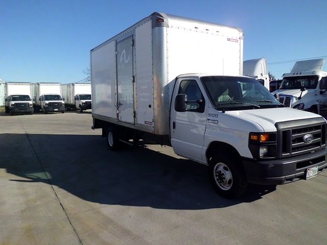 Light Duty Box Truck-Light and Medium Duty Trucks-Ford-2011-E450-ARLINGTON-TX-115,348 miles-$16,000