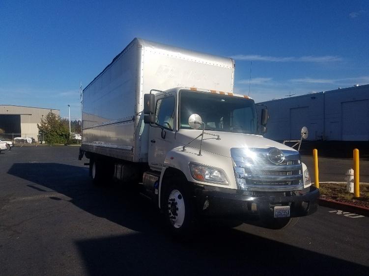 Medium Duty Box Truck-Light and Medium Duty Trucks-Hino-2012-338-KENT-WA-224,123 miles-$27,750