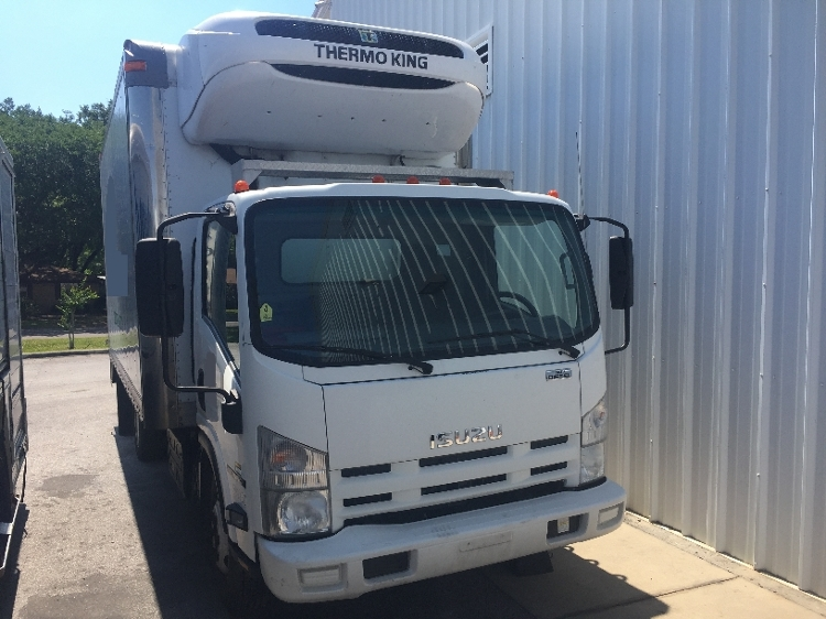 Reefer Truck-Light and Medium Duty Trucks-Isuzu-2012-NRR-MOBILE-AL-173,088 miles-$12,000