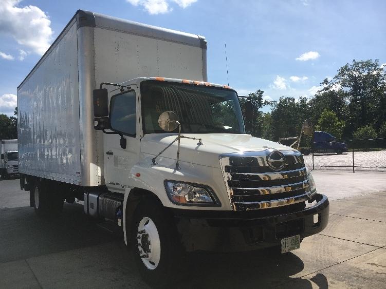 Medium Duty Box Truck-Light and Medium Duty Trucks-Hino-2012-268-LONDONDERRY-NH-252,228 miles-$30,250
