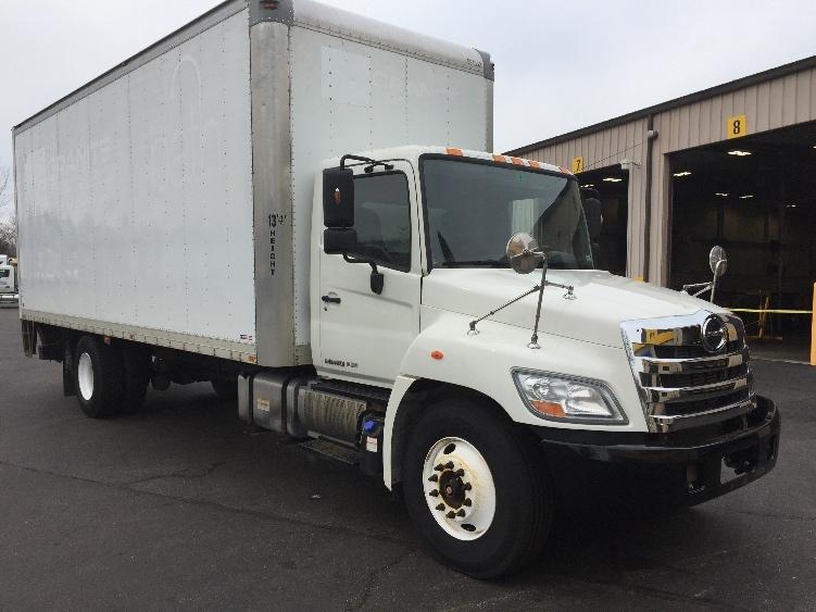 Medium Duty Box Truck-Light and Medium Duty Trucks-Hino-2012-268-CHICOPEE-MA-170,141 miles-$35,250