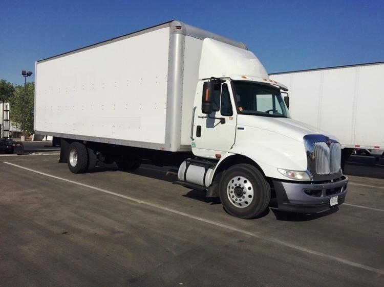 Medium Duty Box Truck-Heavy Duty Tractors-International-2012-8600-FRESNO-CA-551,487 miles-$31,500
