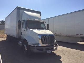 Medium Duty Box Truck-Heavy Duty Tractors-International-2012-8600-FRESNO-CA-607,550 miles-$31,500