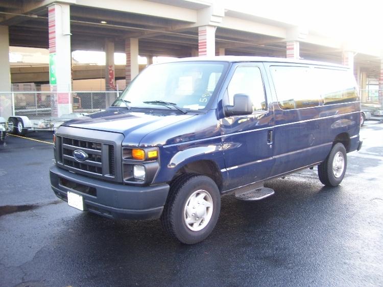 Cargo Van (Panel Van)-Light and Medium Duty Trucks-Ford-2012-E350-SEATTLE-WA-148,007 miles-$12,500