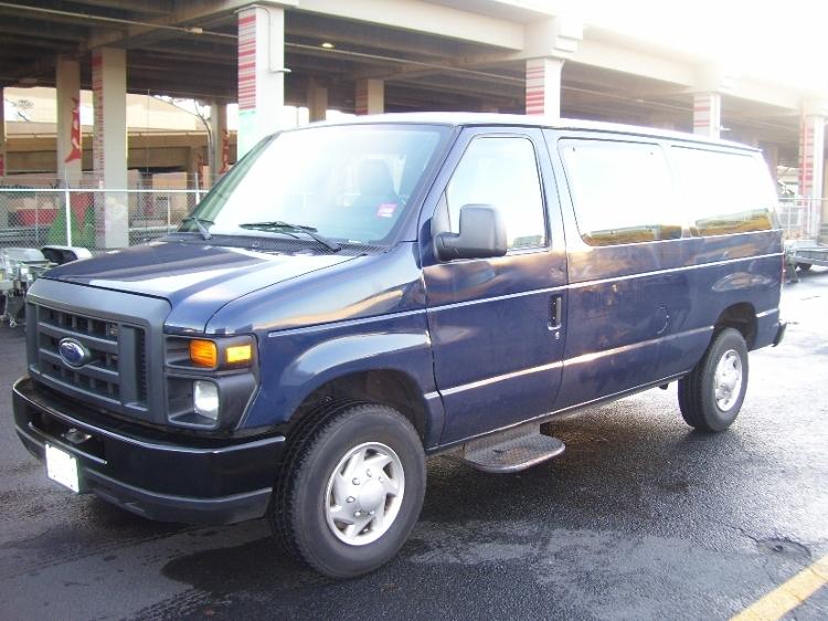 Cargo Van (Panel Van)-Light and Medium Duty Trucks-Ford-2012-E350-SEATTLE-WA-132,244 miles-$11,250