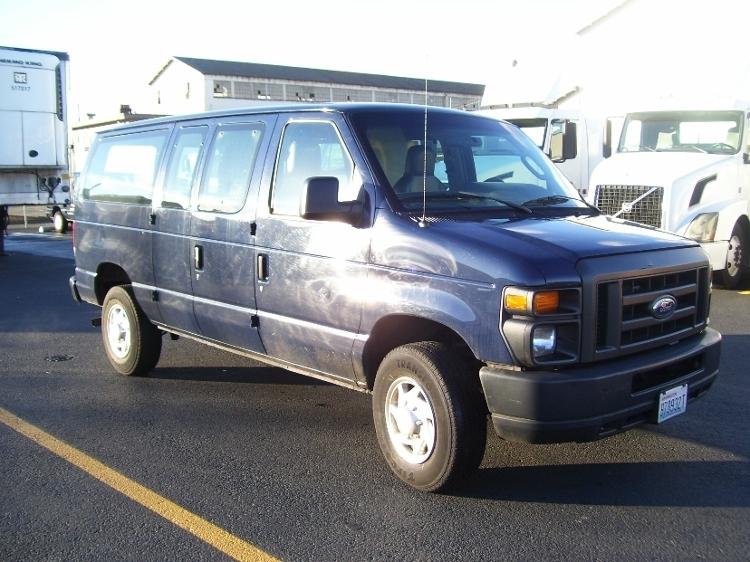 Cargo Van (Panel Van)-Light and Medium Duty Trucks-Ford-2012-E350-SEATTLE-WA-131,394 miles-$11,250