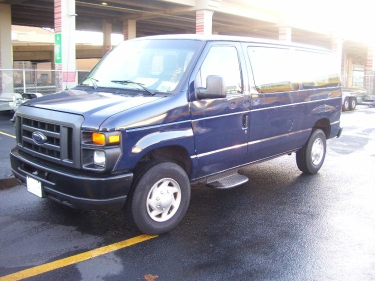 Cargo Van (Panel Van)-Light and Medium Duty Trucks-Ford-2012-E350-SEATTLE-WA-122,057 miles-$12,250