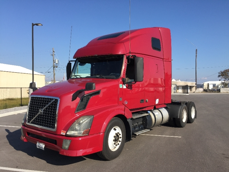 Sleeper Tractor-Heavy Duty Tractors-Volvo-2012-VNL64T670-MOBILE-AL-551,021 miles-$32,250