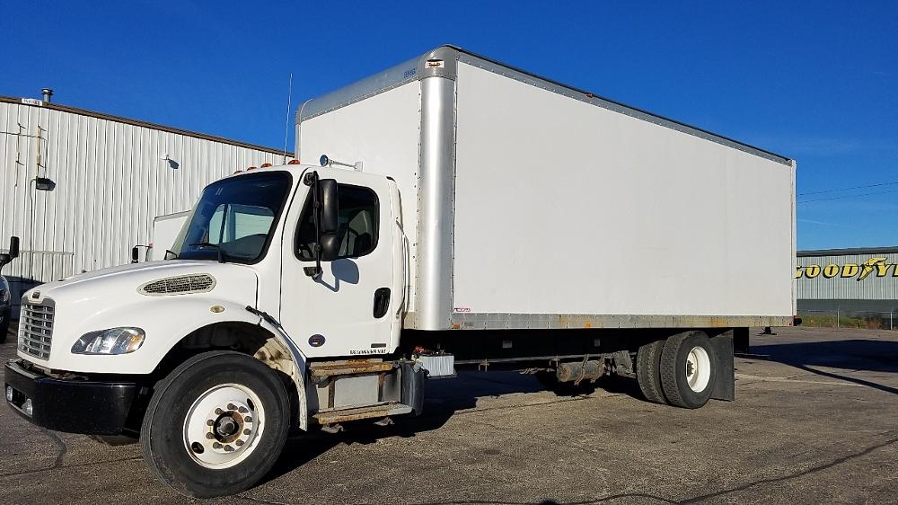 Medium Duty Box Truck-Light and Medium Duty Trucks-Freightliner-2012-M2-ROCKFORD-IL-255,063 miles-$22,250