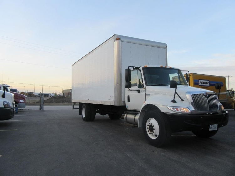 Medium Duty Box Truck-Specialized Equipment-International-2012-4300-TORONTO-ON-55,852 km-$53,250