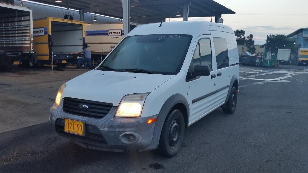 Cargo Van (Panel Van)-Light and Medium Duty Trucks-Ford-2012-Transit-TORRANCE-CA-78,128 miles-$10,500