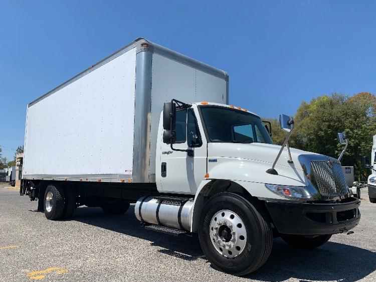 Medium Duty Box Truck-Light and Medium Duty Trucks-International-2012-4300-PENSACOLA-FL-95,647 miles-$33,250