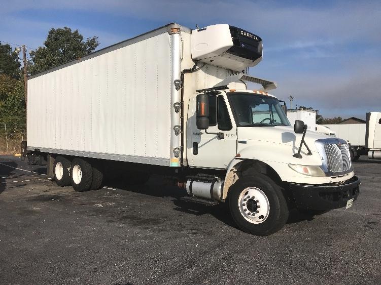 Reefer Truck-Light and Medium Duty Trucks-International-2012-4400-FOREST PARK-GA-168,624 miles-$42,250