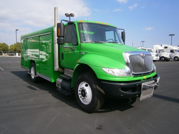 Beverage Truck-Light and Medium Duty Trucks-International-2012-4300-TORRANCE-CA-102,544 miles-$37,750