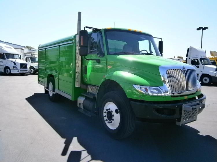 Beverage Truck-Light and Medium Duty Trucks-International-2012-4300-TORRANCE-CA-79,865 miles-$41,000