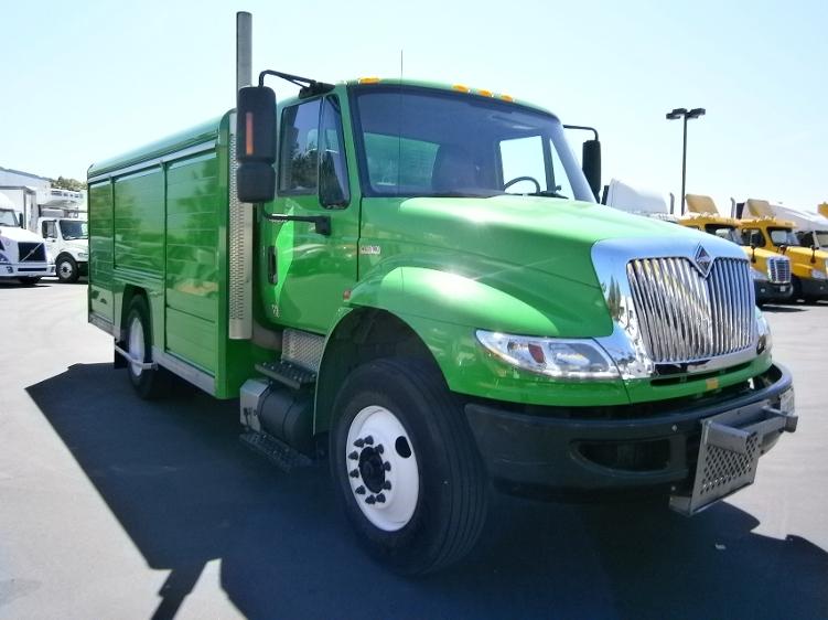 Beverage Truck-Light and Medium Duty Trucks-International-2012-4300-TORRANCE-CA-80,205 miles-$41,000