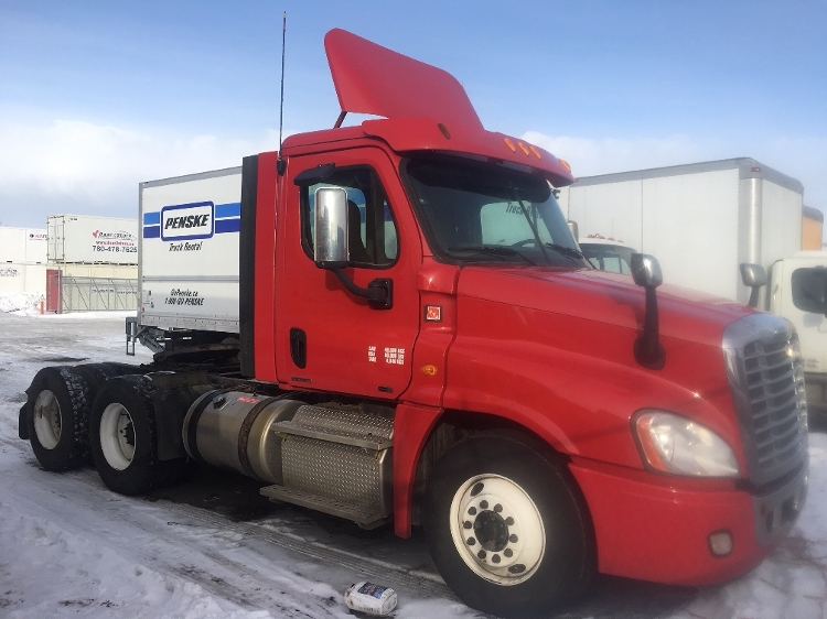 Day Cab Tractor-Heavy Duty Tractors-Freightliner-2012-Cascadia 12564ST-EDMONTON-AB-176,898 km-$59,500